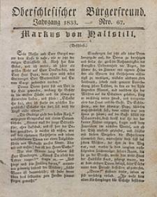 Oberschlesischer Bürgerfreund, 1833, nr 62