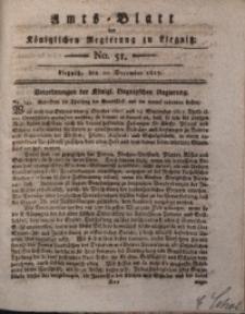Amts-Blatt der Königlichen Liegnitzschen Regierung von Schlesien, 1817, Jg. 7, No. 51