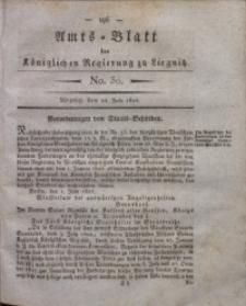 Amts-Blatt der Königlichen Liegnitzschen Regierung von Schlesien, 1824, Jg. 14, No. 30