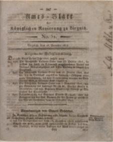 Amts-Blatt der Königlichen Liegnitzschen Regierung von Schlesien, 1824, Jg. 14, No. 51