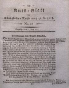 Amts-Blatt der Königlichen Regierung zu Liegnitz, 1827, Jg. 17, No. 28