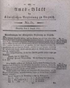 Amts-Blatt der Königlichen Regierung zu Liegnitz, 1827, Jg. 17, No. 31