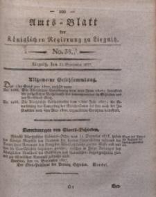 Amts-Blatt der Königlichen Regierung zu Liegnitz, 1827, Jg. 17, No. 38