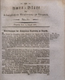 Amts-Blatt der Königlichen Regierung zu Liegnitz, 1828, Jg. 18, No. 35