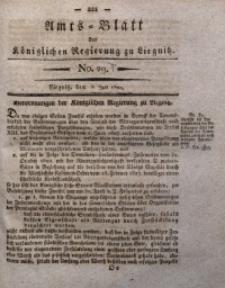 Amts-Blatt der Königlichen Regierung zu Liegnitz, 1829, Jg. 19, No. 29