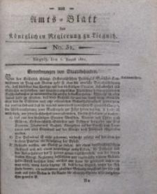 Amts-Blatt der Königlichen Regierung zu Liegnitz, 1831, Jg. 21, No. 32