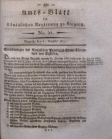 Amts-Blatt der Königlichen Regierung zu Liegnitz, 1831, Jg. 21, No. 52