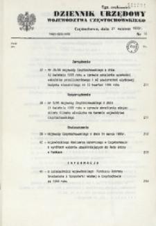 Dziennik Urzędowy Województwa Częstochowskiego, 1995, Nr 13