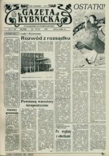 Gazeta Rybnicka, 1993, nr 7 (110)
