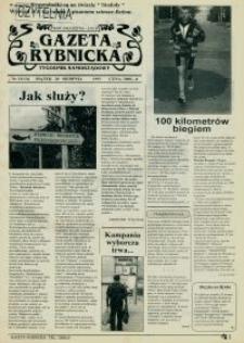 Gazeta Rybnicka, 1993, nr 33 (136)