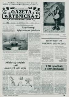 Gazeta Rybnicka, 1993, nr 47 (150)