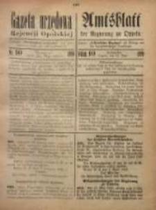Gazeta Urzędowa Rejencji Opolskiej, 1920, Nr. 10