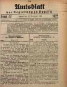 Amtsblatt der Regierung zu Oppeln, 1922, St. 28