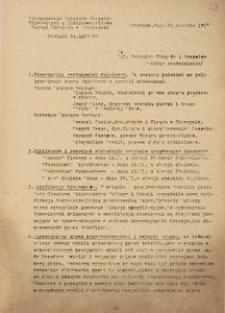 Druki powielaczowe Zjednoczenia Polskich Zespołów Śpiewaczych i Instrumentalnych (Oddział w Stalinogrodzie)