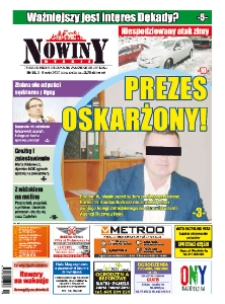 Nowiny Nyskie 2017, nr 18.