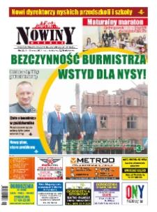 Nowiny Nyskie 2017, nr 19.