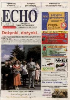Echo Gmin : niezależny tygodnik regionalny 2006, nr 36 (468).