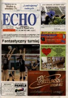 Echo Gmin : niezależny tygodnik regionalny 2007, nr 4 (488).