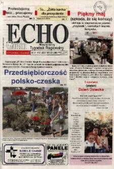 Echo Gmin : niezależny tygodnik regionalny 2007, nr 22 (506).