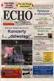 Echo Gmin : niezależny tygodnik regionalny 2007, nr 25 (509).