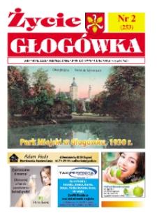 Życie Głogówka. R. 22, nr 2 (253).