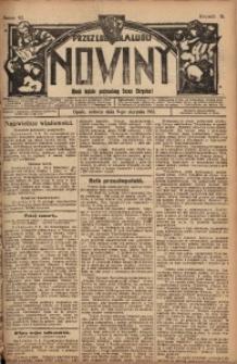 Nowiny, 1913, R. 3, nr 92