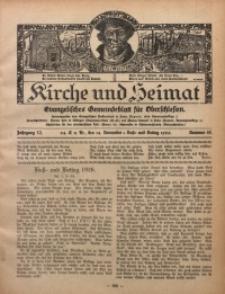 Kirche und Heimat, 1926, Jg. 10, nr 46