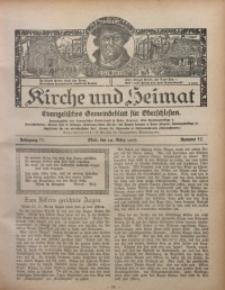 Kirche und Heimat, 1927, Jg. 11, nr 12
