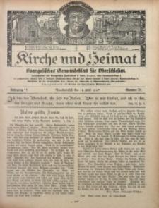 Kirche und Heimat, 1927, Jg. 11, nr 24