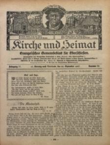 Kirche und Heimat, 1927, Jg. 11, nr 39