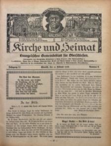 Kirche und Heimat, 1928, Jg. 12, nr 8