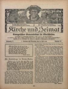 Kirche und Heimat, 1928, Jg. 12, nr 30