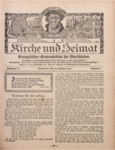 Kirche und Heimat, 1929, Jg. 13, nr 9
