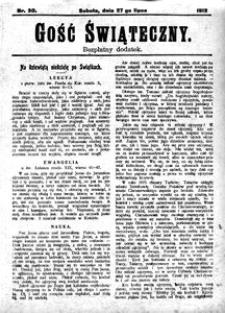 Gość Świąteczny, 1912, R. 10, nr 30