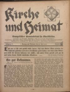 Kirche und Heimat, 1930, Jg. 14, nr 26
