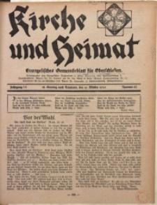 Kirche und Heimat, 1930, Jg. 14, nr 42