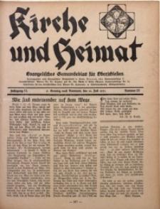 Kirche und Heimat, 1931, Jg. 15, nr 28