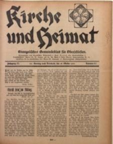 Kirche und Heimat, 1931, Jg. 15, nr 42