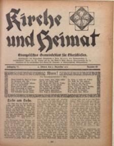 Kirche und Heimat, 1931, Jg. 15, nr 49