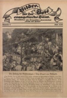 Bilder Bote für das Evangelische Haus, 1926, nr 6