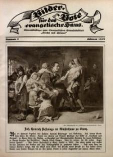 Bilder Bote für das Evangelische Haus, 1927, nr 2