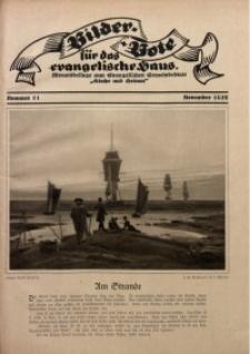 Bilder Bote für das Evangelische Haus, 1927, nr 11