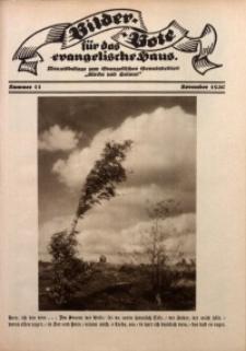 Bilder Bote für das Evangelische Haus, 1930, nr 11