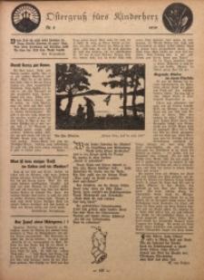 Sonntagsgruß fürs Kinderherz, 1930, Nr. 8