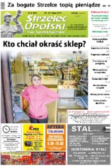 Strzelec Opolski : twój tygodnik regionalny : Strzelce Opolskie, Izbicko, Jemielnica, Kolonowskie, Leśnica, Ujazd, Zawadzkie, Toszek 2016, nr 8 (861).