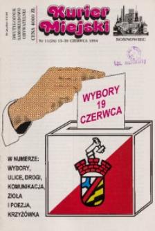Kurier Miejski, 1994, nr11 (24)