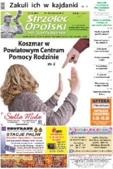 Strzelec Opolski : twój tygodnik regionalny : Strzelce Opolskie, Izbicko, Jemielnica, Kolonowskie, Leśnica, Ujazd, Zawadzkie, Toszek 2016, nr 16 (869).