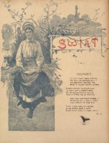 Świat. Dwutygodnik ilustrowany, 1892, R. 5, Nr 19]