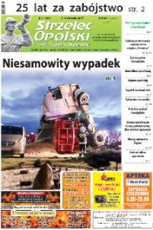 Strzelec Opolski : twój tygodnik regionalny : Strzelce Opolskie, Izbicko, Jemielnica, Kolonowskie, Leśnica, Ujazd, Zawadzkie, Toszek 2017, nr 1 (905).