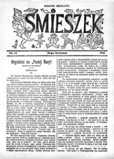 Śmieszek, 1912, nr 14